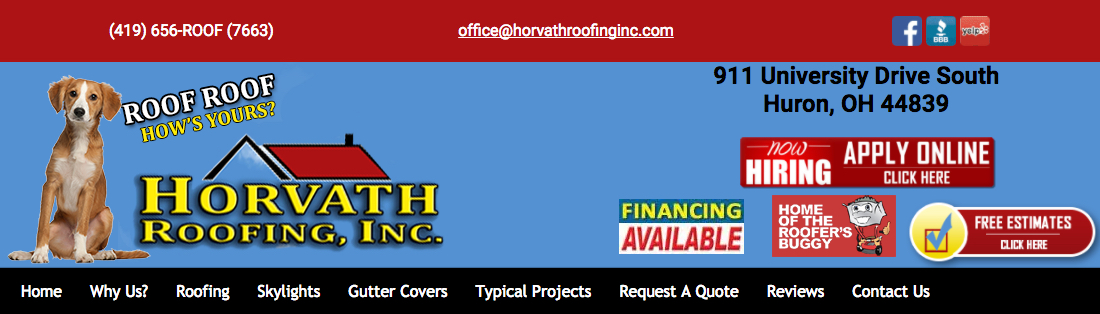 Horvath Roofing